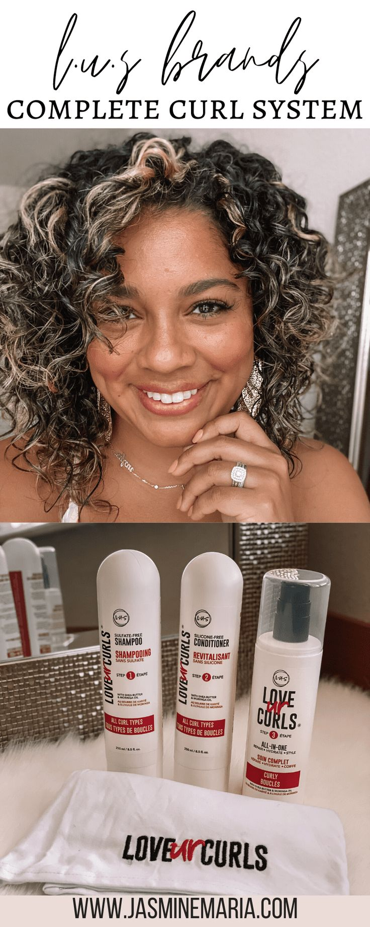 If you're someone looking for a great curly hair product, look no further. I am reviewing this Canada based hair product…