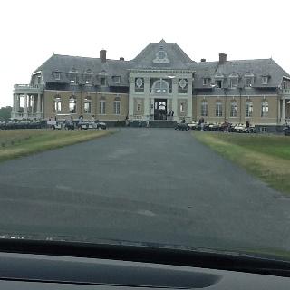 Private golf club Newport RI