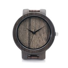 BOBO BIRD D23 Wood Watch Men Wooden Grain Leather Band Brand Designer Japan Movenment Quartz Watches for Men Women in Gift Box(China (Mainland))
