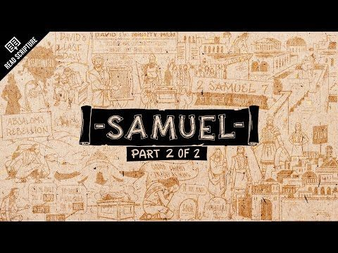 The Bible Project - Great animated video explaining the book of 2 Samuel.