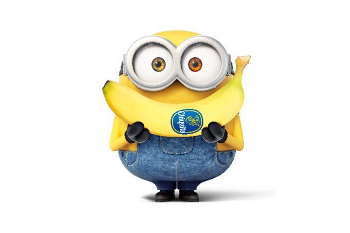 """ミニオン""""公認""""バナナ発売!?チキータバナナ×映画『ミニオンズ』ロンドン旅行が当たるキャンペーンも   ニュース - ファッションプレス"""