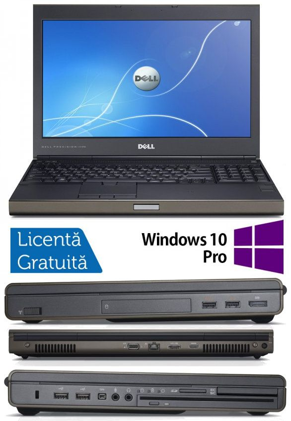 Laptop DELL Precision M4700