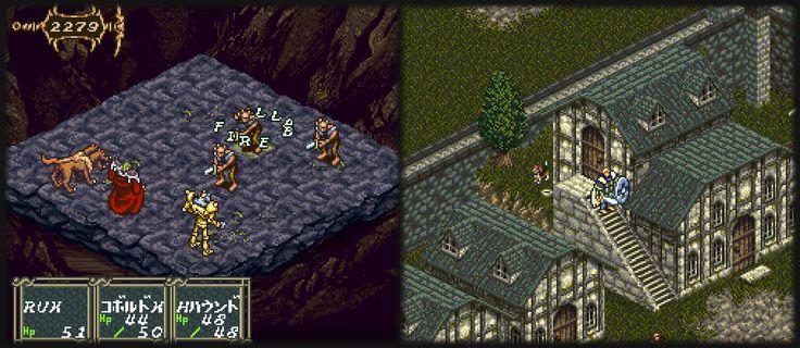 Das SNES Taktik-RPG Dark Half wurde nach vielen Jahren endlich übersetzt! In diesem spielt man sowohl einen Paladin der versucht die Welt zu retten, als auch den Dämonenkönig der versucht sie zu unterwerfen - http://www.jack-reviews.com/2015/05/dark-half-snes-englisch-patch.html