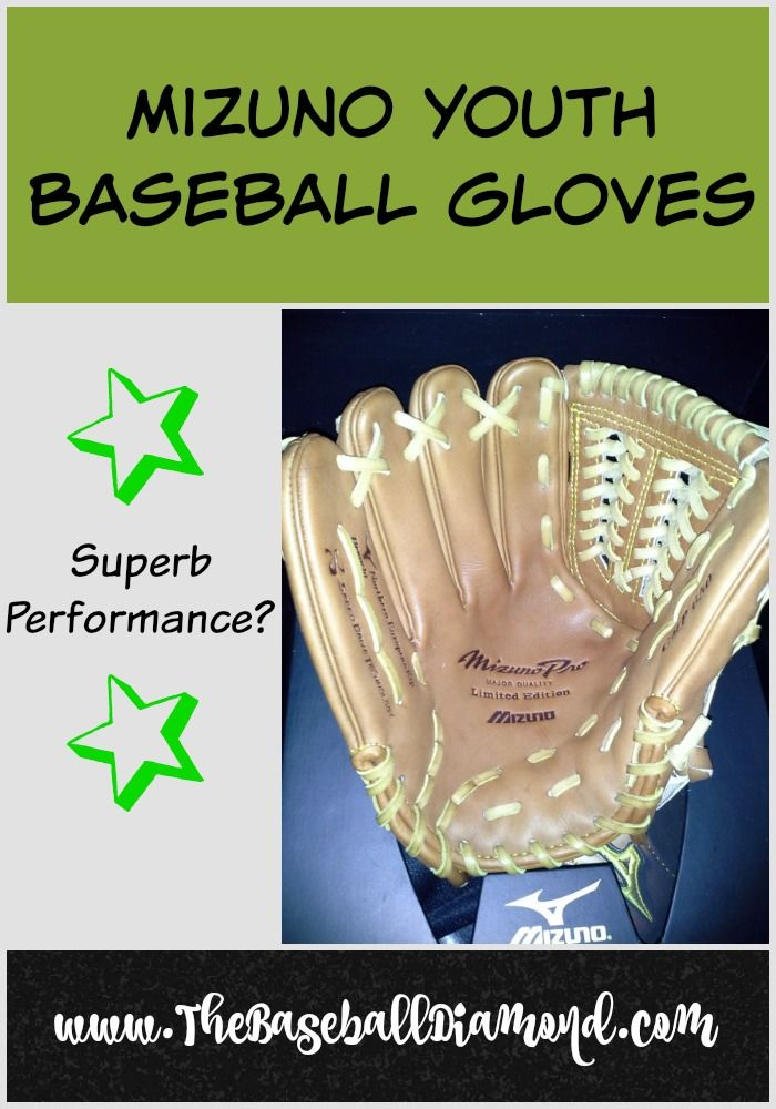 Mizuno Youth Baseball Gloves – Superb Performance or Just Average?  #baseball #youth