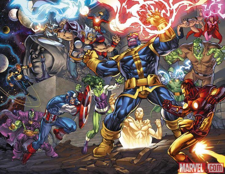 Mobilizing the Avengers | Avengers | News | Marvel.com
