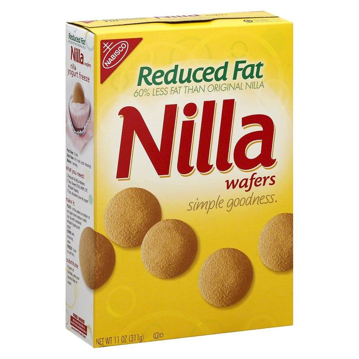 Nilla Wafers Reduced Fat 11 oz