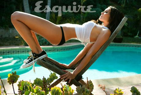 Daniela Ruah Hot Photos - Daniela Ruah Sexy Pics and Interview - Esquire