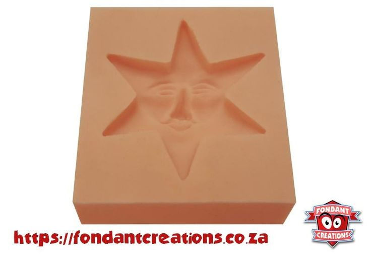 Star Face Mould