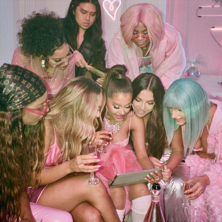"""Every Easter Egg You Missed in Ariana Grande's """"7 Rings"""" Music Video – ashley lounds"""
