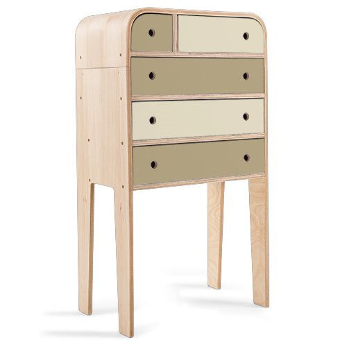 Chest of Draws by Lozi, design your own with #emblzn