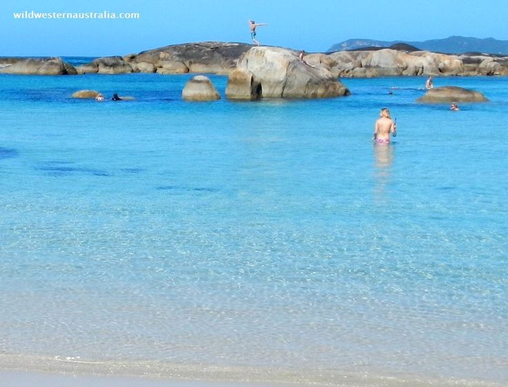 Greens Pool in the morning in summer... so peaceful  One of Western Australia's most beautiful beaches.