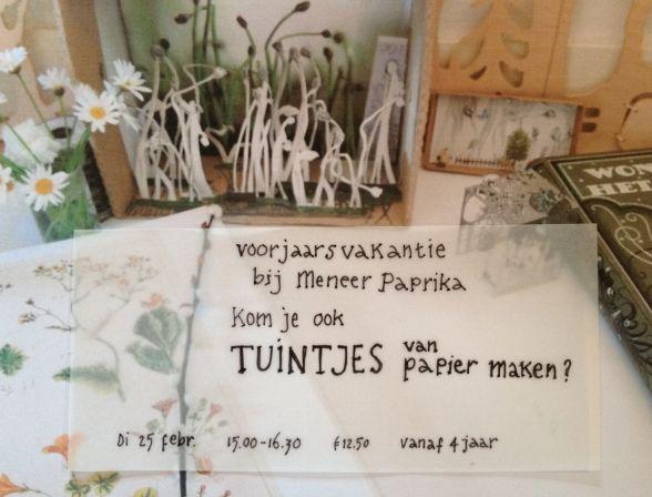 Wat gaan we doen met #haarlemse kinderen in de #voorjaarsvakantie? Negen leuke tips op mugjes.nl!