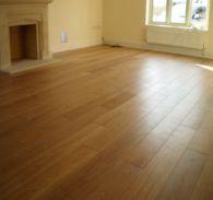 Wide Oak Flooring | The Solid Wood Flooring Company