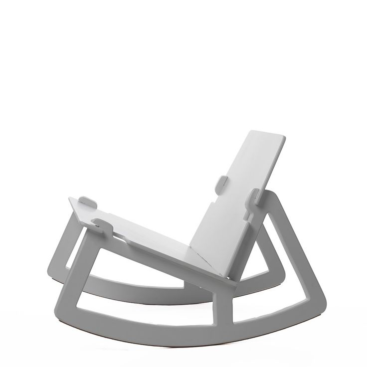 The Rock Chair Is An Unusual Deconstructed Design Which Comes As A Flat  Pack Designed By. Contemporary Rocking ...