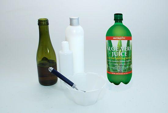 How to Make Aloe Vera Shampoo - wikiHow