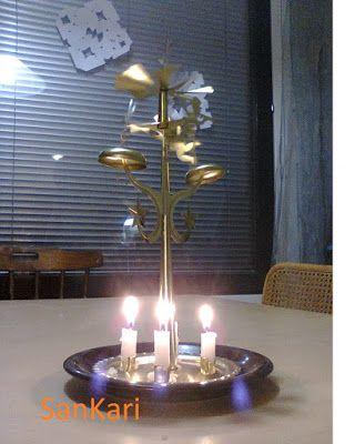 Onni Blogien joulukalenteri luukku 18: Enkelikello