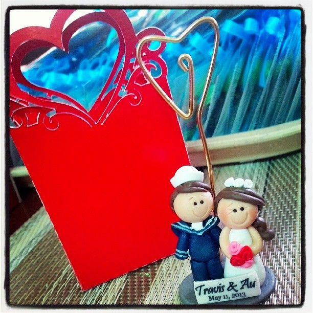 Travus <3 Au. #wedding #souvenir #photooftheday #photoholder #giveaway #gift #sailor #weddingfavor #favor #cute #love