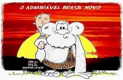 """Para onde vamos?... """"O ponto de ruptura ocorreu em 2002. A falta de compreensão da importância da eleição — deu até a impressão que o presidente desejava o triunfo do opositor — levou à vitória de Lula e do espírito caudilhista. Desde então a sua presença ofuscou, inclusive, lideranças do seu partido. O país passou a girar em torno dele, um caudilho de velho tipo, mesmo em plena vigência — suprema contradição! — da mais democrática e aperfeiçoada das constituições brasileiras.""""."""