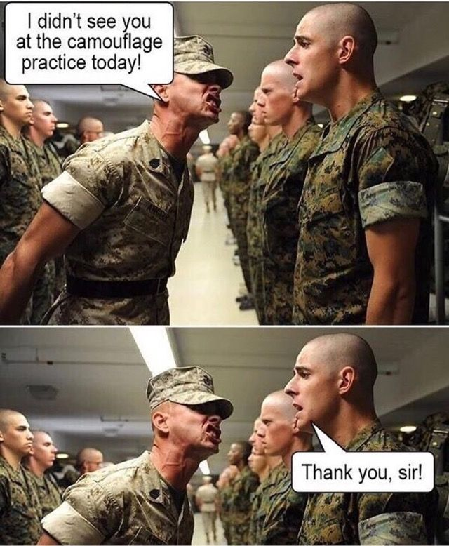 Military memes are too true. Upvote if you can relate or if you respect those who do - Album on Imgur