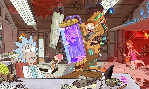 10 images about rick and morty on pinterest snowball for Rick and morty craft list
