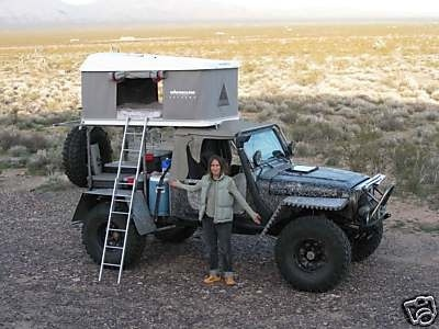 Jeep Roof Tent Overland Trailers Roof Top Tents