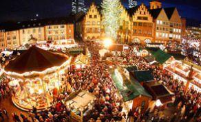 Alsace Noel Pazarları / 09.12.2015 - 13.12.2015  CTC rehberliğinde Basel –Colmar –Obernai – Haut Koenigsbourg - Strasbourg – Baden Baden