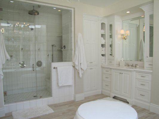 Bathroom Storage Ideas For Towels Built Ins