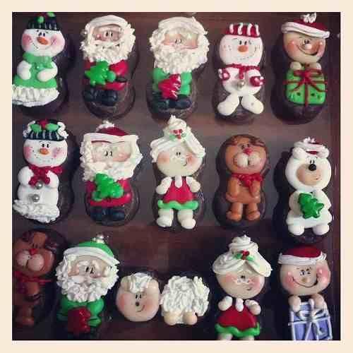 bubulubus decorados de navidad - Buscar con Google