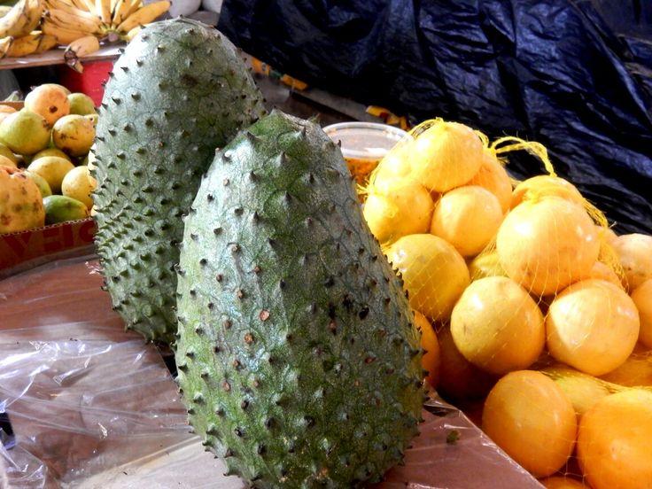 Owoce i warzywa Brazylii