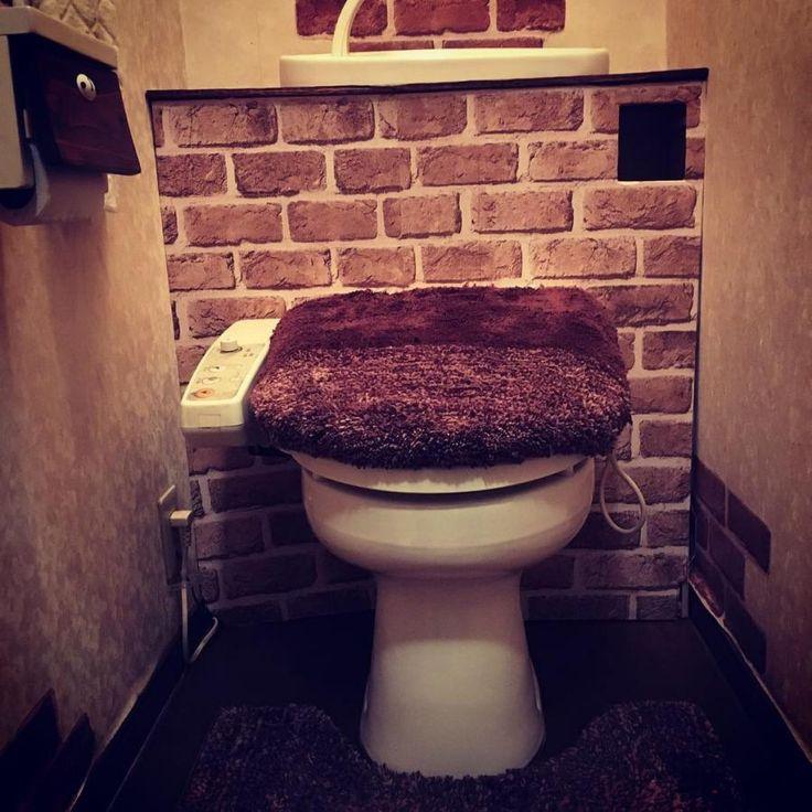 トイレ空間をオシャレに♡トイレのタンクを隠すDIYが流行ってるよ!