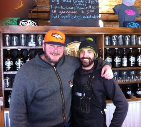 Favourite Local Brewery: Rossland Beer Company #WeHeartLocal