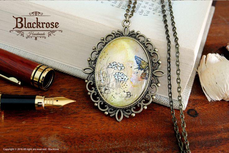 Creazione uniche stile Vittoriano e Vintage. Cercateci su: www.facebook.com/blackrose.handmade