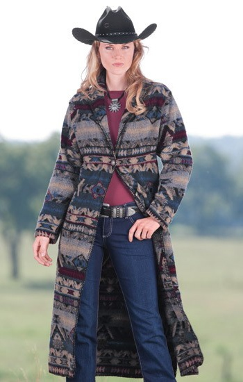 Cowgirl Duster ---I need this....well, need isn't probably correct but I do want it.  lol