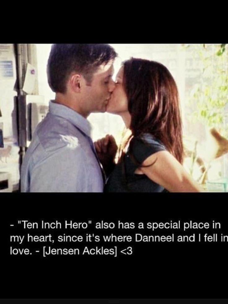 JA talking about Ten Inch Hero <<--wait, Jensen met his wife on set just like Jared? AWWWW!!!!! now i want to watch it. xP
