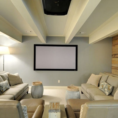 Atlanta Home Basement Design Ideas, Pictures, Remodel, And Decor