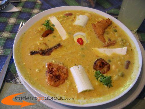 Yum yum! #Ecuador