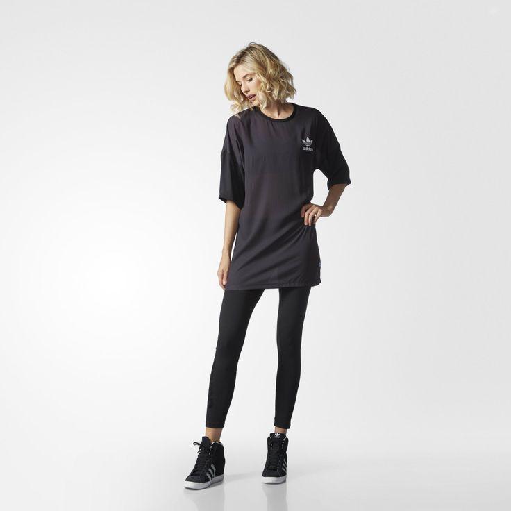 adidas(アディダス)通販オンラインショップ。ワンピース ONE PIECE Apparel オリジナルス ワンピース Tシャツ [BLOCK TEE DRESS] ウェア アパレルなど公式サイトならではの幅広い品揃えが魅力。