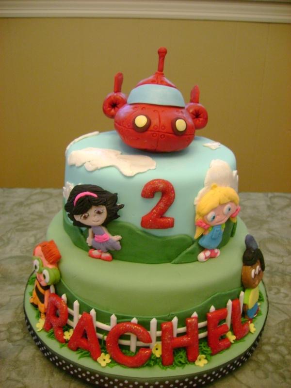 Little Einsteins Birthday Cake My Cakes Pinterest Birthday