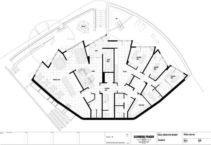 Elenberg Fraser Architecture, Architecture       Huski Apartments.  2009