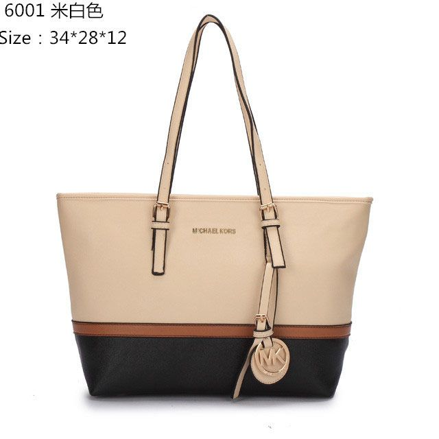 Michael Kors Jet Set Travel Large Ivory Totes Clearance Michael Kors Bags  for Cheap Prices.