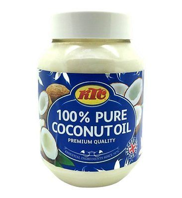 100% pure ktc #coconut oil #500ml moisturiser hair care skin care #edible cooking,  View more on the LINK: http://www.zeppy.io/product/gb/2/111991977294/
