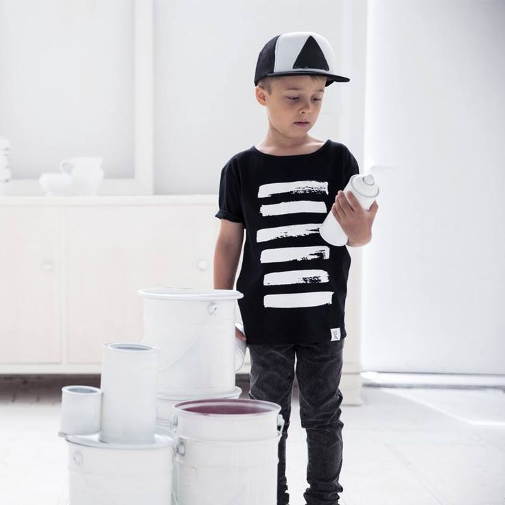 Kindish - kindermode nieuw merk | zwart wit ..