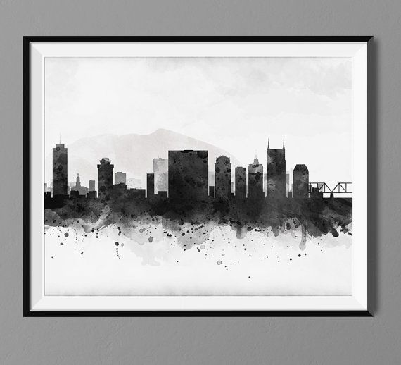 25+ Unique Nashville Skyline Ideas On Pinterest