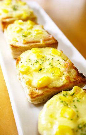 朝食&ランチ♪ハムマヨチーズ☆トースト