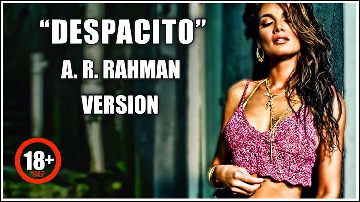 Despacito Luis Fonsi Vs. Arabic Kadaloram A.R. Rahman | Tamil Version | HD 1080p | Cine Cloud