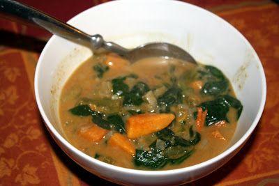 Daktari's Diner: Senegalese Peanut Stew (Vegetarian)
