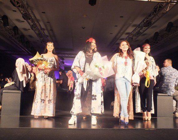 Rossa Perkenalkan Brand 'KAIN' di Ajang IFW 2016