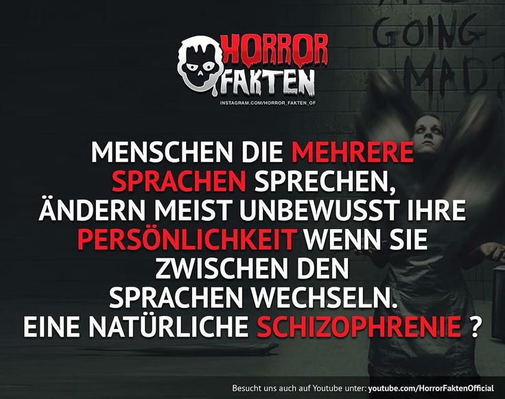Wer kennts? #horrorfakten