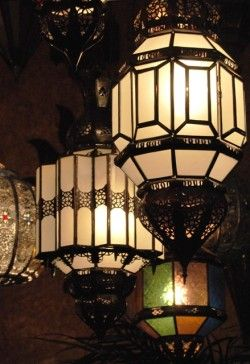 Oosterse Lampen En Marokkaanse Lantaarns Zoutewelle Import Marokkaanse Lantaarns Veranda Verlichting Lampen