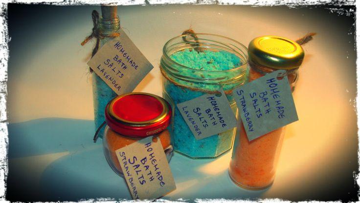 Healing Garden - The Holistic Beauty : Bath Salts
